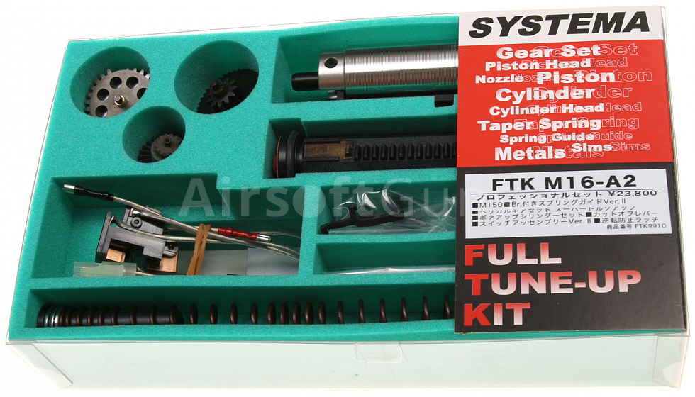 Full Tune-Up Kit M16A2, Professional, Systema