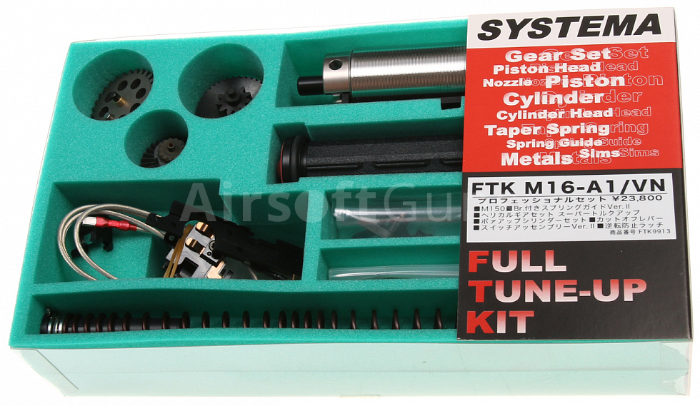 Full Tune-Up Kit M16A1, Professional, Systema