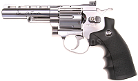 Dan Wesson 4 Inch, Stainless, Hi-Power, GNB, ASG