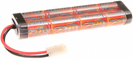 Batéria VB Large 9,6V, 4600 mAh, VB Power