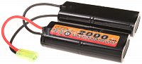Batéria VB M15, M4 9,6V, 2000 mAh, VB Power