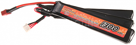 Batéria VB Li-Pol 11,1V, 1300 mAh, 15C, CQB, VB Power