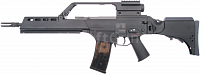 H&K G36KV, blowback, Black, Umarex