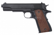 Colt M1911A1, Black, kov, Well, P361M-B