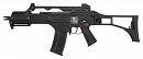G36C, Black, GBB, WE