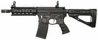CAA M4 CQB, FF RAS-S, 7 Inch, Black, King Arms
